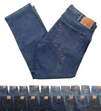 Levi's Men's 541 Denim Jeans Athletic Straight Leg Blue Jean Pants Relaxed Feel