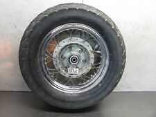 G YAMAHA V STAR  XVS 650 CUSTOM CLASSIC 2008 OEM   REAR WHEEL