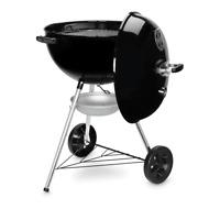 Barbecue A Carbone Carbonella 57 Cm Weber Kettle E-5710 Nero 14101004