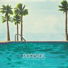 POOLSIDE - Pacific Standard Time (Vinyl 2LP, Nov-2012, 2 Discs) - NEW / SEALED