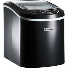 TecTake Machine à Glaçons Noire avec Écran LED 90W (400476)