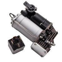 for Mercedes Benz GL550 X164 Suspension Air Compressor Pump 1643201204 2008-2012