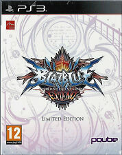 BlazBlue Chronophantasma Extend - Limited Edition (PS3) BRAND NEW