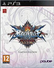 BlazBlue Chronophantasma Extend - Limited Edition (PS3) BRAND NEW