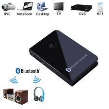 3.5mm Bluetooth A2DP Stereo Audio Transmitter Dongle Adapter For TV PC Headphone
