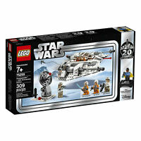 2019 New Lego 75259 Star Wars Snowspeeder 20th Anniversary Edition!