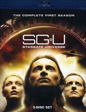 SGU: Stargate Universe: The Complete First Season [New Blu-ray] Ac-3/Dolby Dig