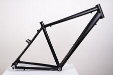"""28"""" Zoll Alu Fahrrad Rahmen Herren Trekking City Bike V Brake Rh 50cm schwarz"""