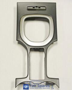 OEM NOS GM Pontiac G8 Automatic Front Floor Facia Console Cover in Rado Silver