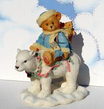 "Cherished Teddies - ERIC - ""Bear Tidings Of Joy"" - NEU OVP - Weihnachten 1994"