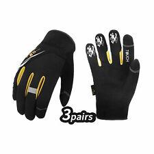 Vgo High Dexterity Light Duty Mechanic Glove Rigger Glove Touchscreen Sl8853