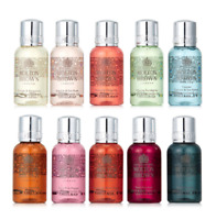 Molton Brown Bath Showers Gel 6 x 50 ml Gift Set Brand New