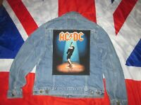 AC/DC ACDC Patch Let There Be Rock Backpatch
