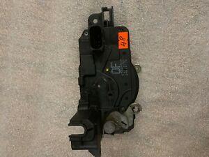 13210748 Zafira Astra 2007 LHD ESTATE FRONT LEFT DOOR LOCK CATCH MECHANISM