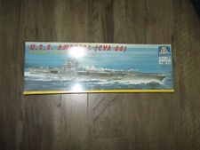 ITALERI U.S.S. AMERICA CVA 66 AIRCRAFT CARRIER PLASTIC MODEL KIT 1:720 SEALED
