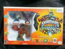 Skylanders Giants: Starter Pack  (Wii, 2012)