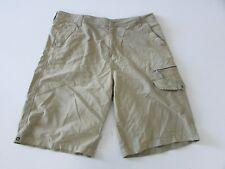 Quiksilver Mens Camel Shorts Size 36