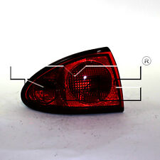 Tail Light Assembly fits 2003-2005 Chevrolet Cavalier  TYC