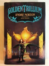 Golden Trillium by Andre Norton (1993, Hardcover) Hardback Dust Jacket