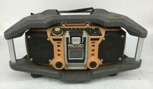 RIDGID R84082 18V Hybrid Jobsite Radio with Bluetooth Wireless Technology PARTS