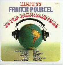 ★☆★ CD Franck POURCEL 20 top instrumentals hi-fi 77 (1977) - Mini LP REPLICA ★☆★