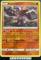 Carte Pokemon REGIROCK 53/111 Rare Reverse Soleil et Lune 4 SL4 FR NEUF