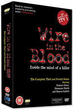 DVD:WIRE IN THE BLOOD SERIES 3 & 4 - NEW Region 2 UK