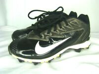 Nike Vapor Ultrafly Keystone Size 2.5Y Youth Baseball Cleats 881972-010 EUC GA6