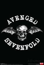 Avenged Sevenfold Music Poster Poster Print, 13x19