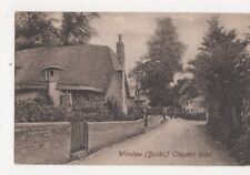 Winslow Bucks Claydon Road Vintage Postcard 388a
