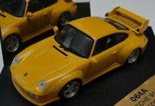 "Vitesse 064A Porsche 911 GT ""Speedgelb"" Auto 1:43 Modell OVP"