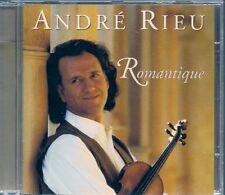 CD ALBUM 16 TITRES--ANDRE RIEU--ROMANTIQUE--1998