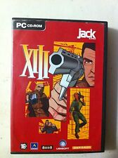 cd per pc gioco su 4 cd  XIII jack games