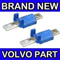 Volvo S60 Steering Limiter Lock Stop (Blue) - Front Wishbone 14.5mm (x2 Pair)