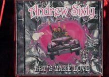 ANDREW SIXTY-LET'S MAKE LOVE CD NUOVO SIGILLATO
