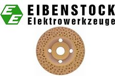 Eibenstock Hartmetallschleifteller fein - grob Ø 125 für  EBS 125.4 RO NEU !!!