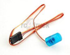 RC Blaulicht Warnleuchte Rundumleuchte Rundumlicht 360 Grad blau 5 SMD LED klein