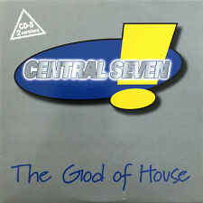 Central Seven CD Single The God Of House - France (EX/EX)