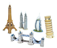 Miniature 3D Puzzles World Famous Architecture Series 1 - 99 Pcs CubicFun C056h