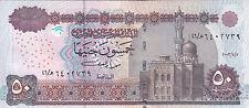 Egypt 50 Egp 2003 P-66 Sig/ Oyoun #20 Unc */*