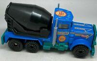 Matchbox Superfast 19 Peterbilt Truck - Kwik Set Cement - Code 3 - MINT