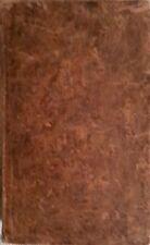 THORNTON 'S BOTANY 1818 BY ROBERT JOHN THORNTON,  M.D. . JUST UNDER 200 YRS OLD