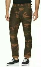 Levi's Utility Pants Mens Size 34X30 Camo Below Waist Slightly Tapered Pants New