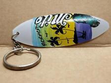 Boracay Beach Surfboard Milo Surfing Sunrise Keychain Souvenir (B489)