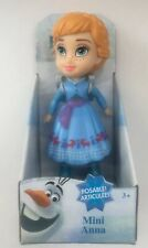 Disney Olaf's Frozen Adventure Mini Toddler Anna Doll/ Rare!
