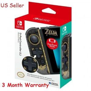 Hori D-Pad Left Joy-Con JoyCon (L) Wireless Controller for Nintendo Switch Zelda