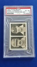 1922 Young Britain Favourite Cricketers - Complete PSA Mid Grade Set
