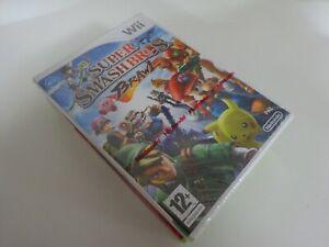 SUPER SMASH BROS BRAWL - Nintendo WII - UK PAL Free post