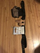 Used Tool Belt And Accessories