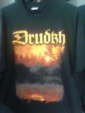 "Drudkh "" Whispers from Twilight Ukrainian Woods "" XXL t shirt."